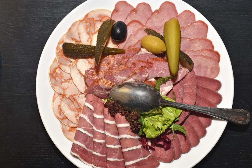 Moscow - Voronezh Restaurant - Meat Platter
