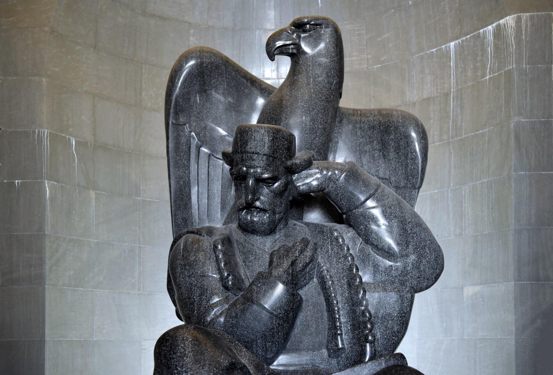 Lovćen National Park - Njegoš Mausoleum