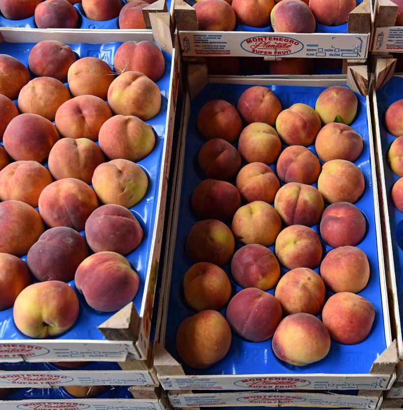 Montenegrin Wine - Plantaže - Peaches