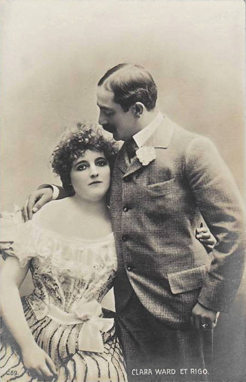 Clara Ward and Rigó Jancsi