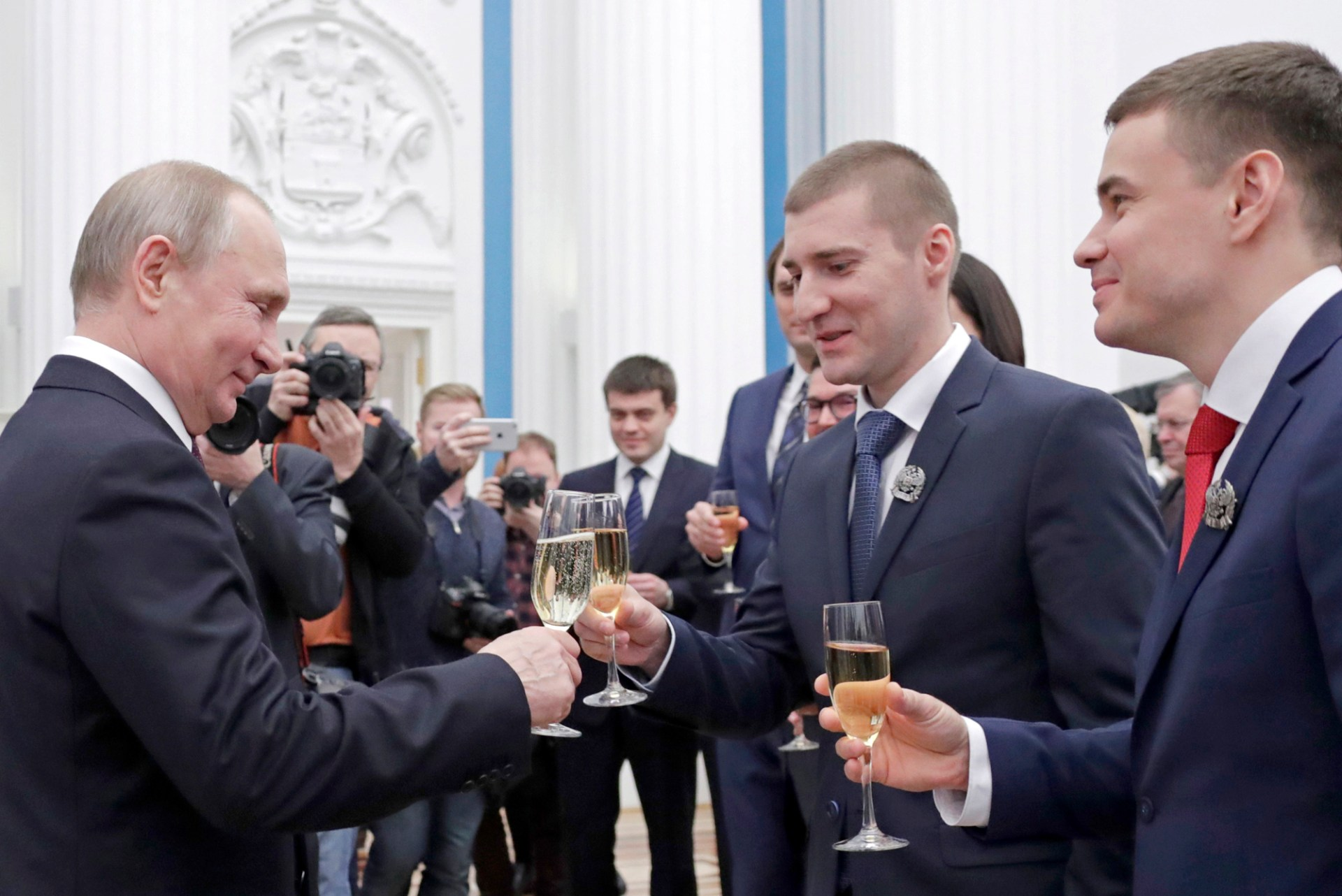 Food Perestroika - Happy Holidays 2019!
