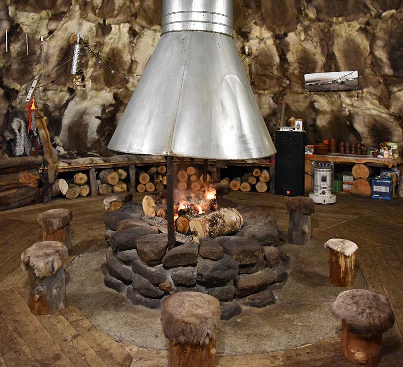 Lovozero - Bear's Corner Camp