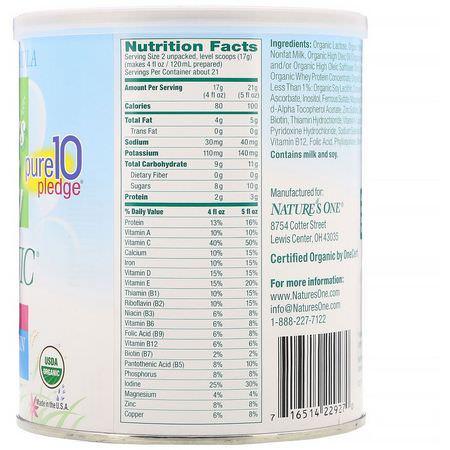 Tips Penting Memilih Susu Formula Yang Akan Meningkatkan Berat Bayi