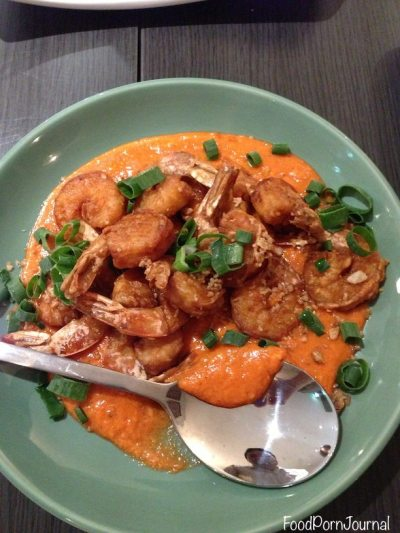 Kusina fried shrimp