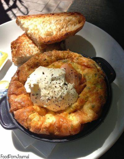 Good Brother Dickson frittata breakfast