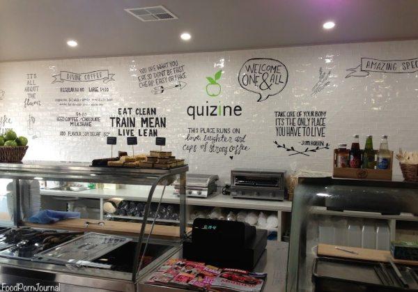 Quizine Cafe Phillip