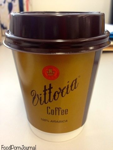 Quizine Cafe coffee