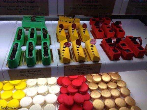 Ricardo's Jamison cakes