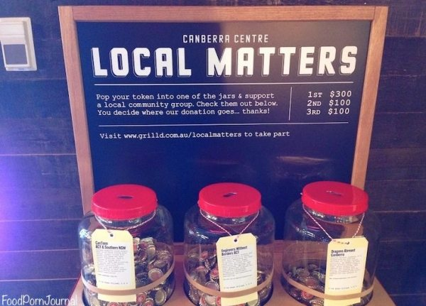 Grill'd local matters