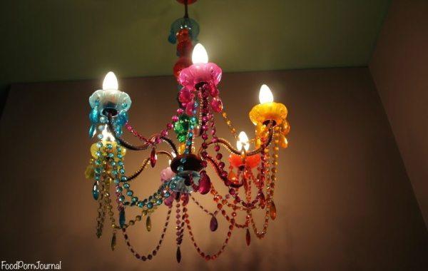 Peppercress Tuggeranong chandelier