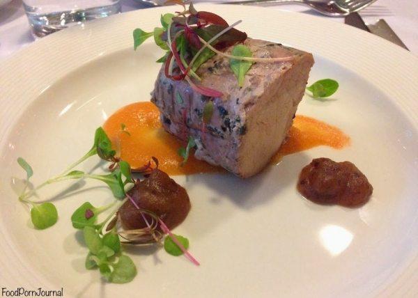 Peppercress pork fillet