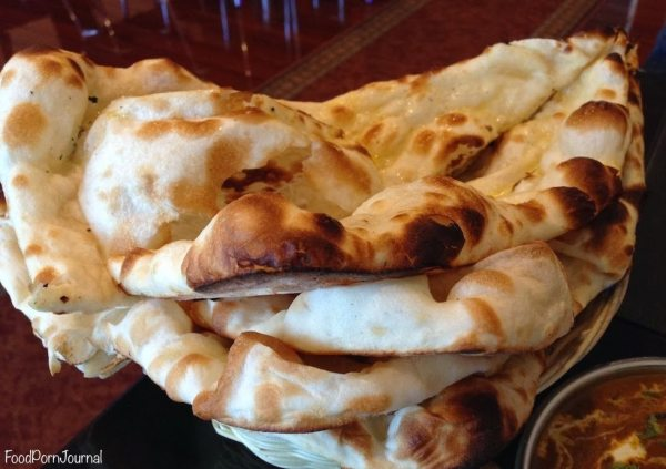 Indian Grill Canberra naan