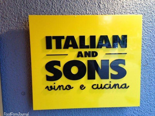 Italian and Sons Braddon