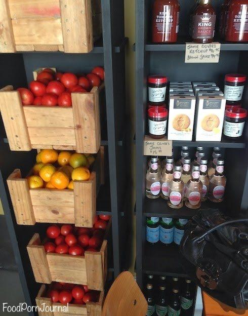 Tuck Shop Northbridge shelves