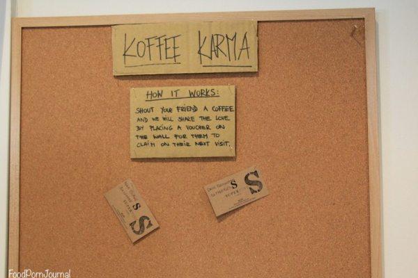 Superfine Canberra coffee karma