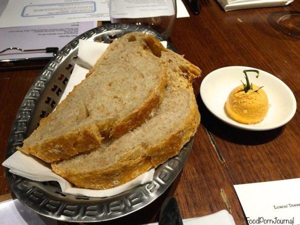 Les Bistronomes Braddon bread