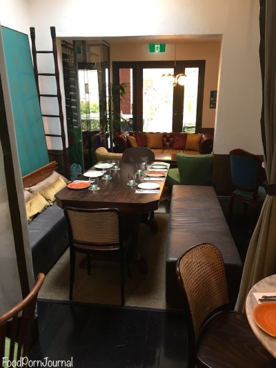 Parlour Wine Room inside 1