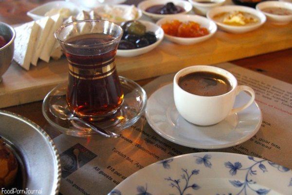 Efendy Balmain Turkish coffee