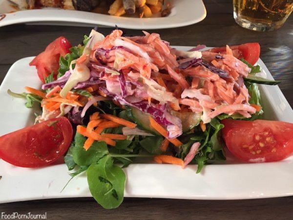 Outback Jacks salad