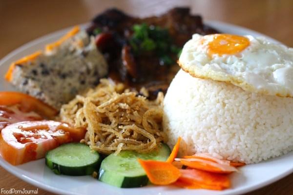 Phamous Vietnamese com tam
