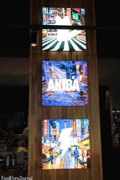 Akiba Canberra sign