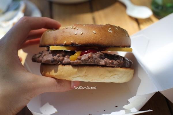 Gelato Messina Double Down Diner gelato burger