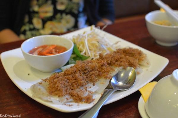 Au Lac Vegetarian Dickson vietnamese cannelloni