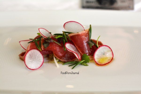 Tetsuyas Sydney yellowfin tuna