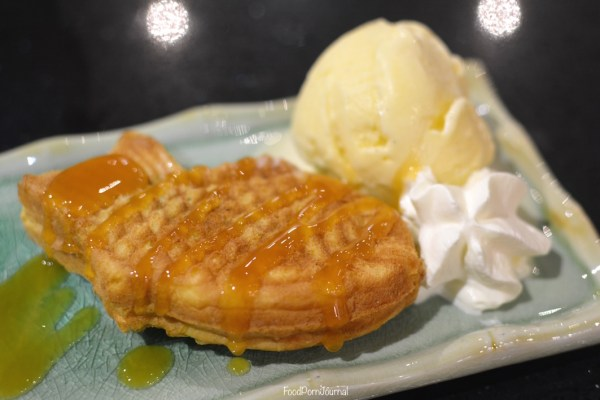 Bon Kura Dickson taiyaki dessert