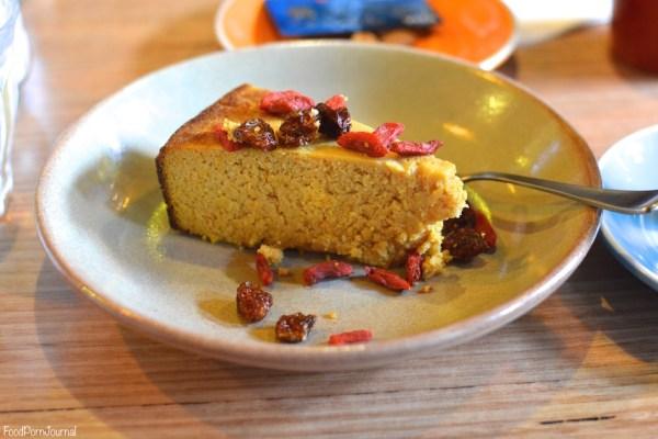 Elemental Braddon mandarin almond paleo cake