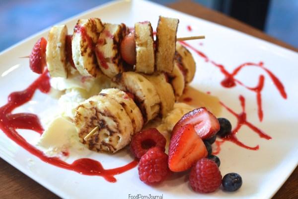 On Flinders Manuka pancake pops