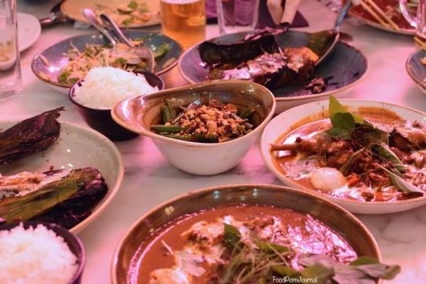 Chin Chin Melbourne banquet