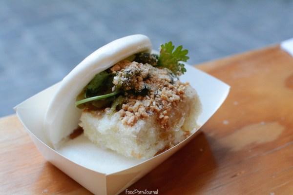 Wonderbao Melbourne tofu bao
