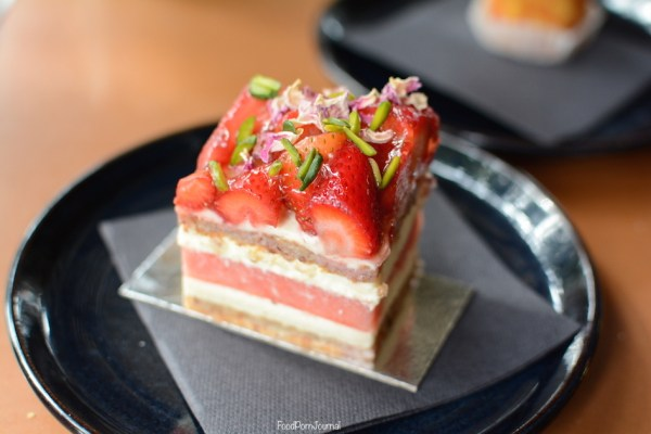 Black Star Pastry watermelon cake