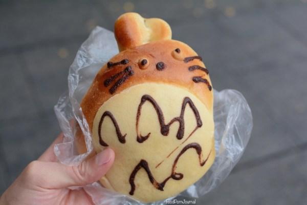 Totoro bun Sydney