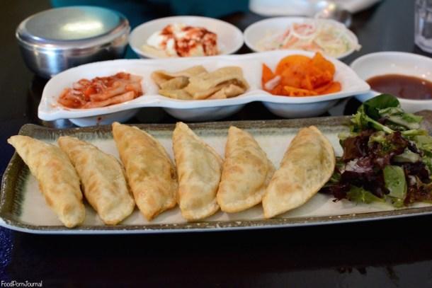 Arirang Korean Gungahlin dumplings