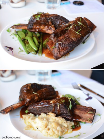 Lazy May's Cafe Tuggeranong beef short ribs