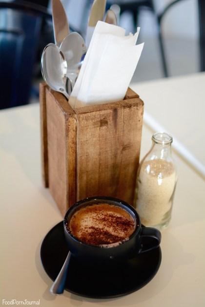 Lazy Mays Cafe Tuggeranong mocha
