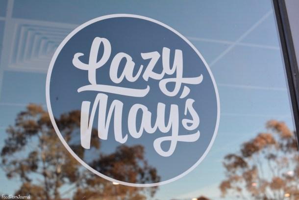Lazy Mays cafe Tuggeranong