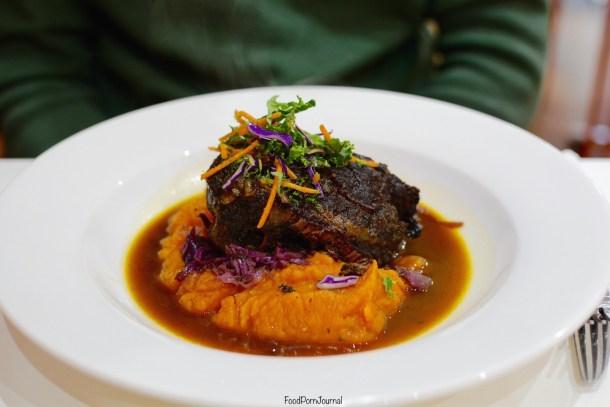 Paleo Cafe Braddon beef cheeks