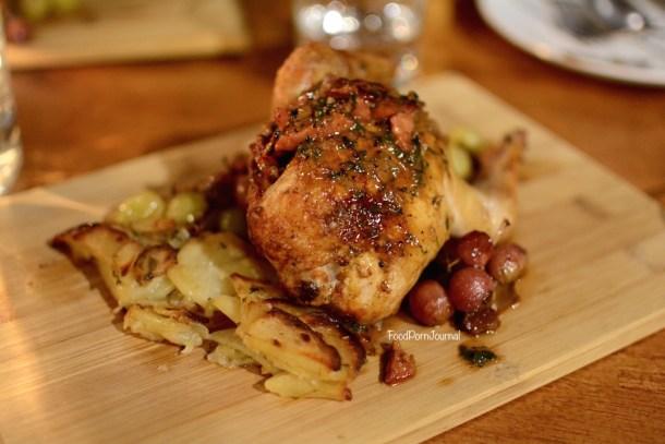 Vitis Eatery Braddon quail