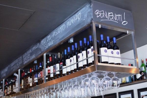 Italian and Sons Braddon wine