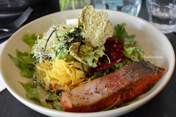 Porch and Parlour Bondi cosmic kale salad