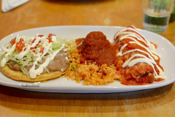 Cisco's Mexican Kingston Mexican platter