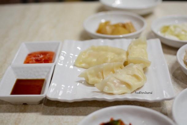 Chez Kimchi korean dumplings