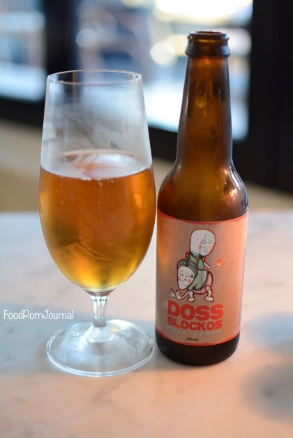 Buvette Barton beer