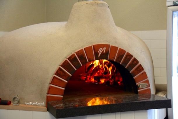 Pizza Artigiana wood fire oven