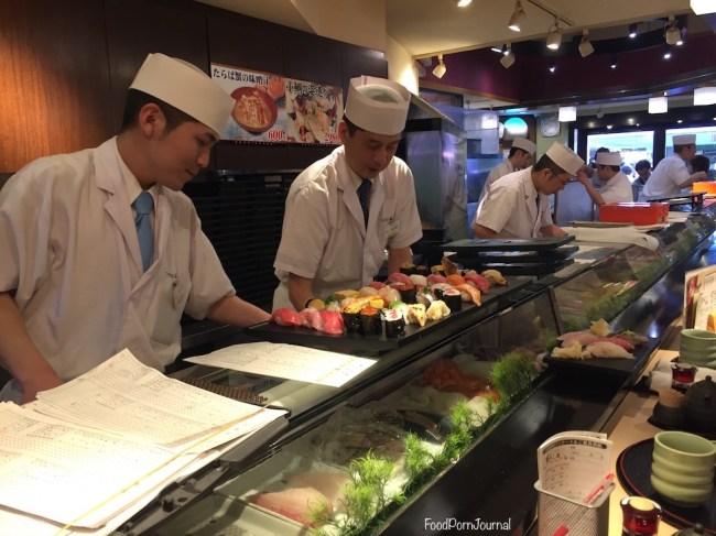 Tokyo Sushi Zanmai