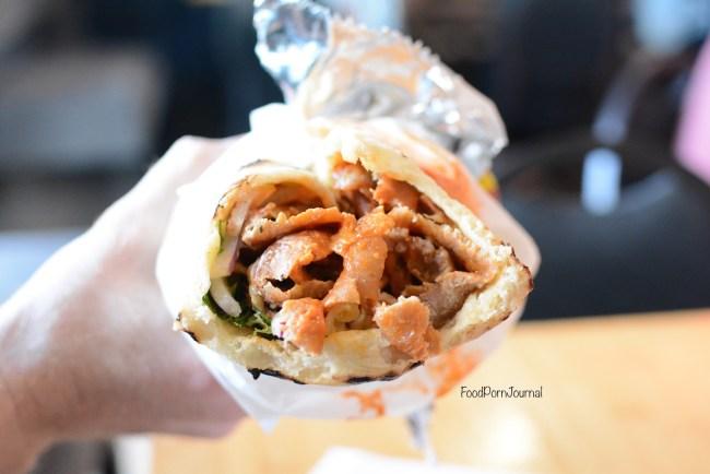 Turkish Halal Pide House kebab mixed