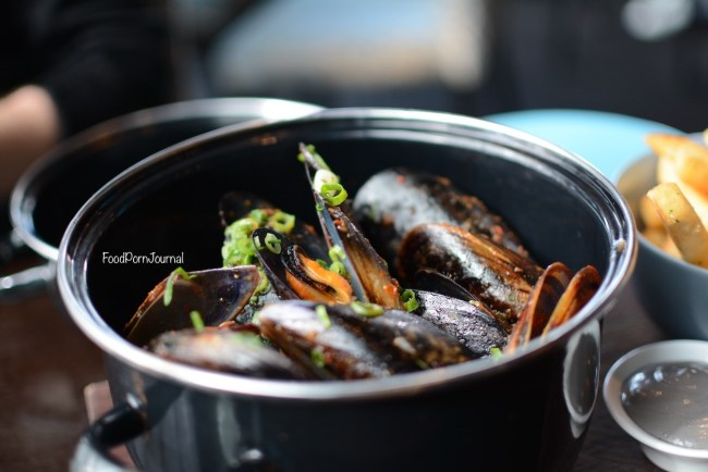 C Dine Bar mussels 1